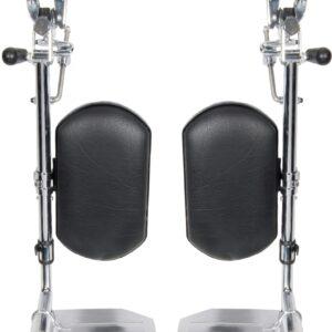 Swing-away Elevating Leg rests-0