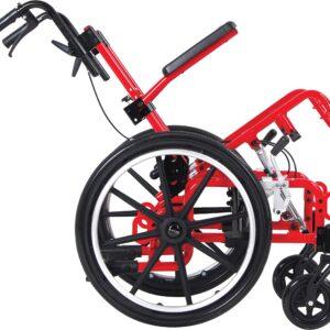 Pediatric & Adult Kanga TS Folding Tilt-in-Space Wheelchair Frame-0