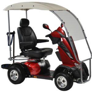 King Cobra PGV Executive Scooter-0