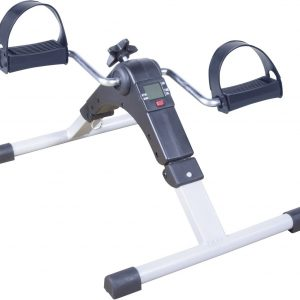 Folding Exercise Peddler with Electronic Display-0