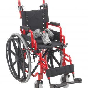 Wallaby Pediatric Folding Wheelchair-0