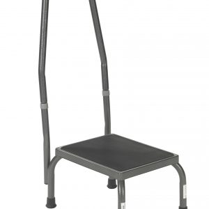 Foot Stool with Handrail-0