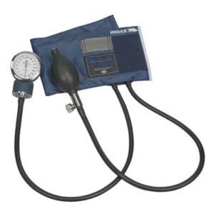 CALIBER™ Aneroid Sphygmomanometers with Blue Nylon Cuff, Child-0