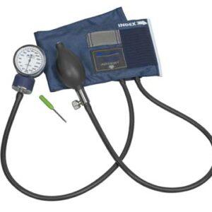CALIBER™ Adjustable Aneroid Sphygmomanometers with Blue Nylon Cuff, Child-0