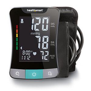 HealthSmart® Premium Series Upper Arm Digital Blood Pressure Monitor-0