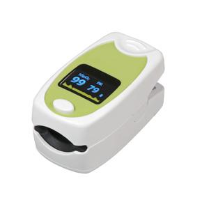 HealthSmart™ Fingertip Pulse Oximeter, Deluxe-0