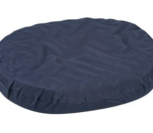 "Convoluted Foam Ring Cushion, 18"", Navy-0"