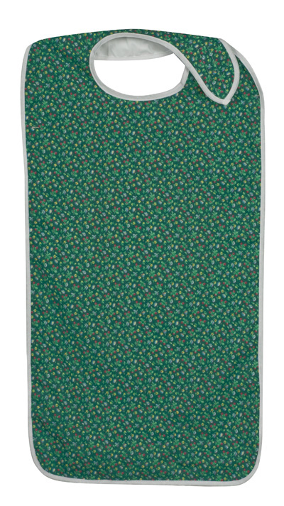 Mealtime Protector, Fancy Green-0
