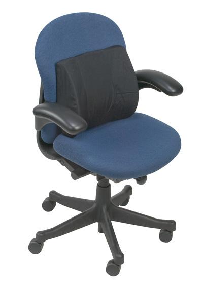 Standard Lumbar Cushion with Strap-6072