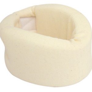 "2-1/2"" Soft Foam Cervical Collar, Large-0"