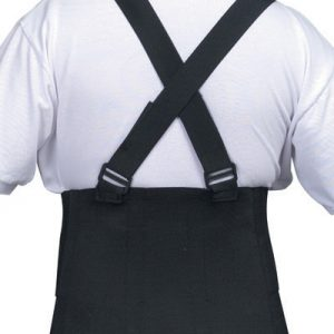 Deluxe Industrial Back Support & Shoulder Harness; XX-Large-0
