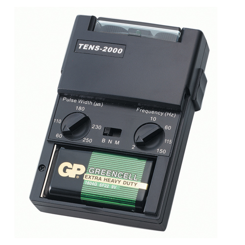 DELUXE ELECTRONIC NERVE STIMULATOR-0