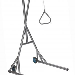 Free-Standing Silver Vein Trapeze-0