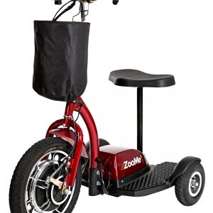 ZooMe 3-Wheel Recreational Scooter-0