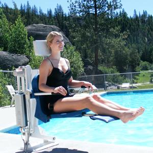 ADA Compliant Pool & Spa Lift Installations